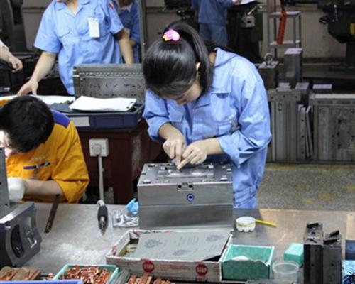 2017-12-01上海模具通过SEDEX验厂