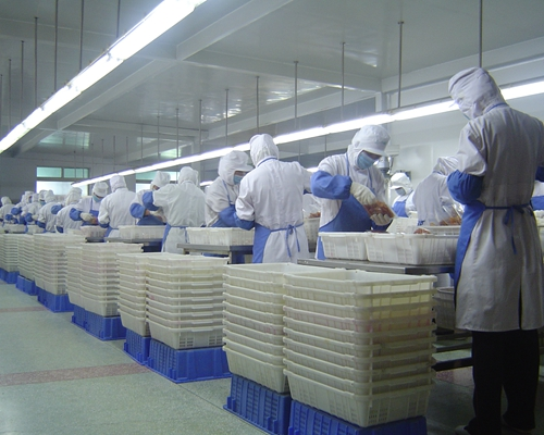 2018-01-04安庆食品通过SEDEX验厂