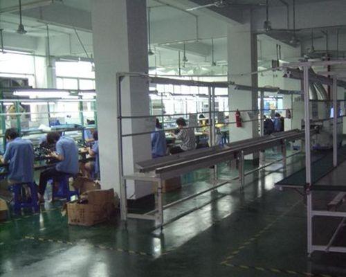2017-12-28上海制造通过BSCI认证
