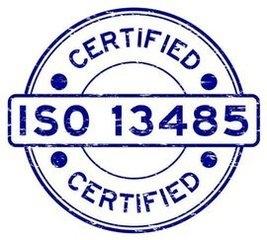 ISO13485认证医疗器械质量管理体系